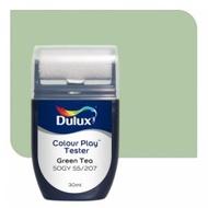 สีขนาดทดลอง Dulux Colour Play™ Tester - Green Tea 50GY 55/207
