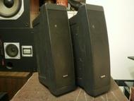 (老高音箱)日本三菱 DIATONE 三音路喇叭 內藏低音單體
