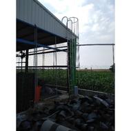 客製護籠爬梯 客製報價 客制白鐵樓梯 護籠 鐵梯 客制不銹鋼 鐵梯 鐵件