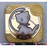 神奇寶貝Pokemon Tretta/神奇寶貝/ 第十四彈 夢幻/超夢/可分開購買