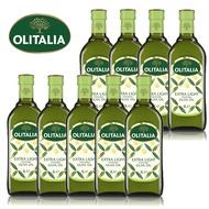 (老爹特惠)【奧利塔olitalia】精緻橄欖油1000ml(9瓶團購組A240007x9)
