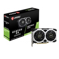 微星 GeForce GTX 1660 Ti VENTUS XS 6G OC 顯示卡