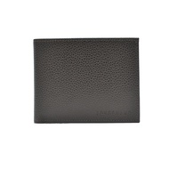 Longchamp Mocha Le Foulonne Bifold Wallet with Coin Pocket
