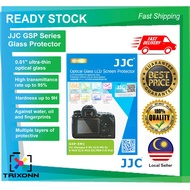 JJC GSP-EM1 Olympus E-M1X E-M1 E-M1 Mark 2 E-M10 E-M10 MARK 2 PEN-F E-P5 E-PL7 E-M5 MARK 2 Tempered Glass Screen Protect