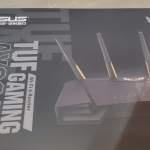 [100% 全新未開封] ASUS TUF Gaming AX3000 電競路由(官方解鎖可升級至 AX5400 4T4...