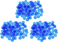 kowaku 洛特300专业Biggo游戏透明计数塑料标蓝色