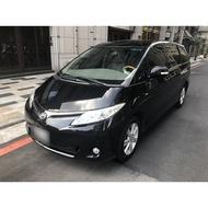 2010 豐田 Toyota Previa 3.5 黑色 電滑門 商用休旅車 培利亞 7人座 車況保證 中古車 二手車