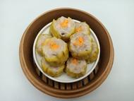 鮮蝦蟹黃燒賣10入 重量:300g 【阿勝師Ashengfood】