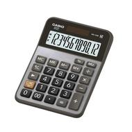 【CASIO 卡西歐】12位數雙電源商用計算機(MX-120B)