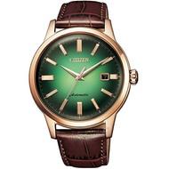 CITIZEN星辰經典簡約機械錶 NK0002-14W