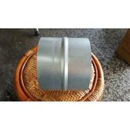 [多元化風扇風鼓]台製全新風管專用 中間接環 4吋 5吋 6吋 8吋 10吋(管跟管相接用)