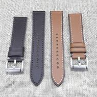 FOSSIL富思錶帶真皮錶帶22MM棕色FS5144錶帶配件腕錶