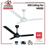 KDK Ceiling Fan M60SG