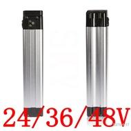 low temperature resistant○24V 36V 48V Lithium Battery Case 24V 36V 48V electric bike battery case 24V 36V 48V Silver Fi