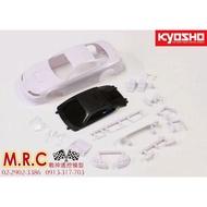 MRC戰神遙控 (現貨) KYOSHO MINI-Z 甩尾車殼 NISSAN S15未塗裝白殼 MZN171