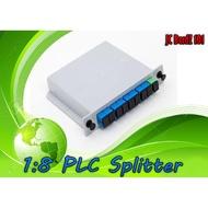 Fiber Optic Splitter 1:4PLC Splitter 1:8 PLC Splitter 1:16 PLC Splitter
