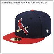 【ANGELNEW ERA】MLB 聖路易 紅雀 59FIFTY 球員帽 棒球帽