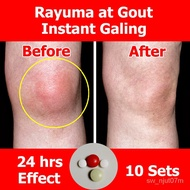 Arthritis | Rayuma | Gout Relief 10 Sets, Arthritis Medicine, Arthroneo, gloves, spray, patch, slipp