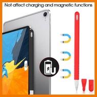 🔥 สินค้าขายดี🔥 ชุดซิลิโคน Apple Pencil 2nd Generation 3ชิ้นใน 1 แพ็ค (Apple Pencil 2 nd Silicone Protective Case 3 in 1 ##กล้องถ่ายรูป ถ่ายภาพ ฟิล์ม อุปกรณ์กล้อง สายชาร์จ แท่นชาร์จ Camera Adapter Battery อะไหล่กล้อง เคส