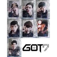 Got7 Got It 1st Mini Photocard Album