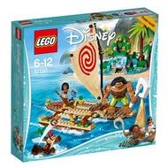 樂高LEGO - 【LEGO樂高】迪士尼公主系列 海洋奇緣 41150 莫娜的海上之旅