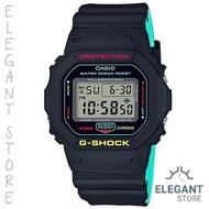 Casio G-Shock DW-5600CMB-1 Water Resistance Men's Watch / DW-5600CMB-1D