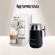 【Nespresso】膠囊咖啡機Lattissima One白Barista咖啡大師調理機組合