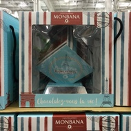 缺貨中 Monbana CUBE 綜合巧克力片禮盒