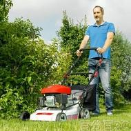 割草機 出口品質充電式手推草坪機草坪修剪機小型家用多功能鋰電割草機 618年中鉅惠