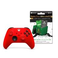 Xbox 無線控制器 狙擊紅 (支援Series X/S)(單入/金會員組任選)2/9【預購】【GAME休閒館】