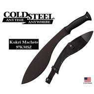 美國Cold Steel冷鋼13吋Kukri Machete喀爾克砍刀1055碳鋼附刀袋【CS97KMS】