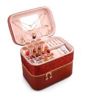 Cosmetic box กระเป๋าเครื่องสำอาง กระเป๋าผู้หญิง กระเป๋าแฟชั่น กระเป๋าเดินทาง