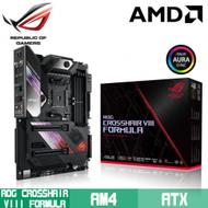 華碩 ROG CROSSHAIR VIII FORMULA(ATX/DDR4*4/M.2*2/8層板/14+2相供電/Aquantia 5G+intel LAN/ac+BT5/S1220音效/登陸五年保)