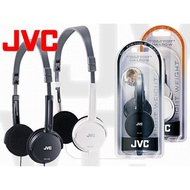 【JVC】無麥摺疊型頭戴式耳機(HA-L50)