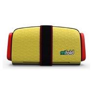 美國 mifold 隨身安全座椅 黃色【紫貝殼】