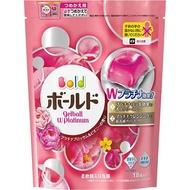 日本原裝進口 P&G ARIEL 洗淨消臭 洗衣膠球 補充包 (牡丹花香) 12包