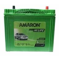 Amaron Hi Life 55B24R (1SNF - Reverse) NS60 Maintenance Free Car Battery 21 months warranty