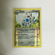 Pokemon Cards Emerging Power Klang Reverse Uncommon
