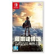 【現貨】NS 薩爾達傳說 荒野 曠野之息 / 可更新中文 【電玩國度】