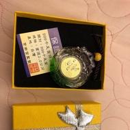 紫南宮 限量 琉璃項鍊 金色盒裝版