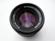*蔡司標頭* CONTAX Carl Zeiss Planar T* 50mm F1.4 - C/Y接環 -