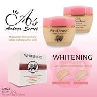 Andrea Secret Sheep Placenta Whitening Foundation  Cream