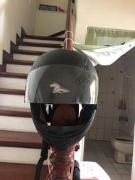 全罩安全帽,只戴過2次,一切正常。原價2000多,推薦給foodpanda 和uber eat的辛苦外送人員。安全第一。
