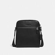 กระเป๋าผู้ชาย กระเป๋าสะพายข้าง ผู้ชาย COACH HOUSTON FLIGHT BAG F68014 : BLACK