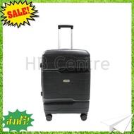 ราคาพิเศษ!! POLOTRAVEL CLUB กระเป๋าเดินทาง OC1125 ไซต์ 24 นิ้ว สีดำ แบรนด์ของแท้ 100% พร้อมส่ง ราคาถูก ลดราคา ใช้ดี คงทน คุ้มค่า หมวดหมู่สินค้า กระเป๋าเดินทาง กระเป๋ามีล้อลาก