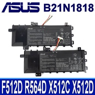 ASUS B21N1818 2芯 原廠電池 Y5100DK VivoBook 15 X512 X512FA X512FB  X512FF VivoBook 17 X712 X712FA X712FB  F512DA F512DK R564DA R564DK Y5100DA  X512UA X512UB X512UF X512C X512DA X512DK
