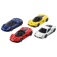 【Fun心玩】TM11294 麗嬰 日本 精美盒裝 TOMICA 多美小汽車 法拉利車組 跑車 模型 益智 玩具