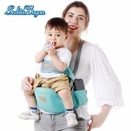 กระเป๋าอุ้มเด็ก Anti-Slip เด็กวัยหัดเดินเก้าอี้สบายทารกแรกเกิดกระเป๋าอุ้มเด็กท่องเที่ยวกลางแจ้งผ้าห่อเด็กทารกสำหรับเดินทางสตูล