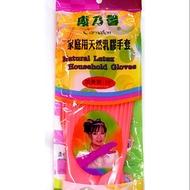 康乃馨天然乳膠手套 加長型_18吋【1雙】特價65元🍃