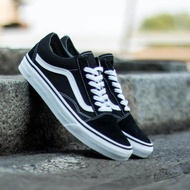 Vans_shoes OLD SKOOL BLACK-WHITE